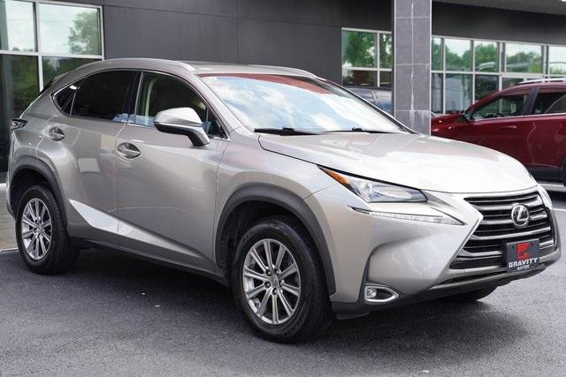 Used 2017 Lexus NX 200t for sale $29,991 at Gravity Autos Roswell in Roswell GA 30076 7