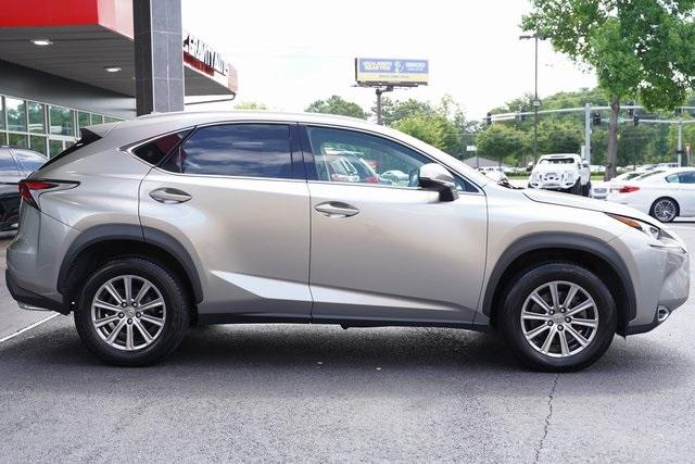 Used 2017 Lexus NX 200t for sale $29,991 at Gravity Autos Roswell in Roswell GA 30076 8