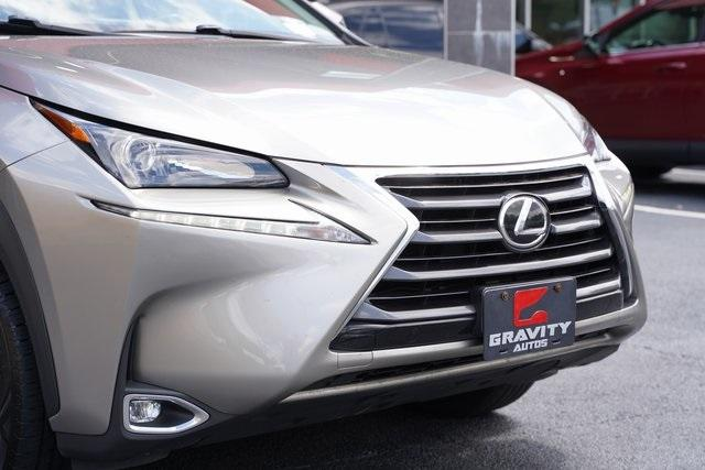 Used 2017 Lexus NX 200t for sale $29,991 at Gravity Autos Roswell in Roswell GA 30076 9
