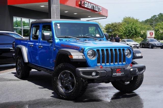 Used 2020 Jeep Gladiator Rubicon for sale $50,996 at Gravity Autos Roswell in Roswell GA 30076 2