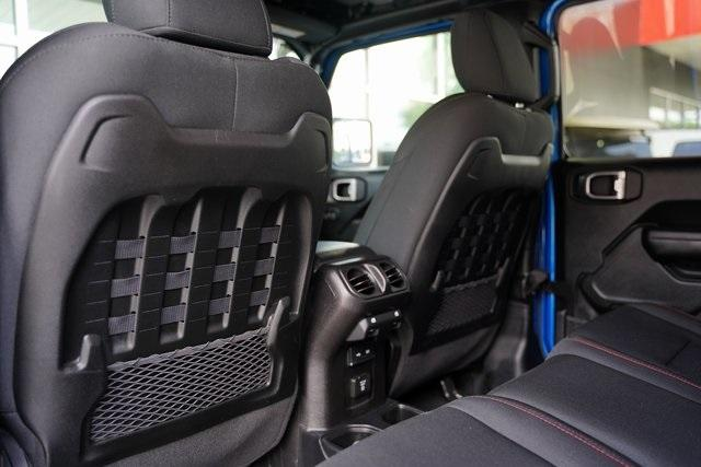 Used 2020 Jeep Gladiator Rubicon for sale $50,996 at Gravity Autos Roswell in Roswell GA 30076 31