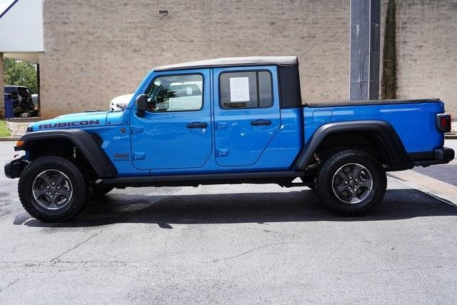 Used 2020 Jeep Gladiator Rubicon for sale $50,996 at Gravity Autos Roswell in Roswell GA 30076 4