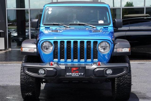 Used 2020 Jeep Gladiator Rubicon for sale $50,996 at Gravity Autos Roswell in Roswell GA 30076 6