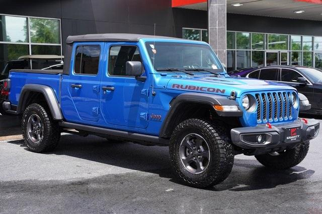 Used 2020 Jeep Gladiator Rubicon for sale $50,996 at Gravity Autos Roswell in Roswell GA 30076 7