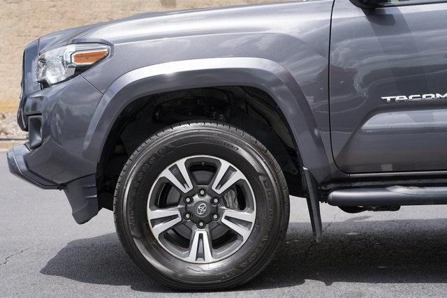Used 2019 Toyota Tacoma TRD Sport for sale Sold at Gravity Autos Roswell in Roswell GA 30076 10