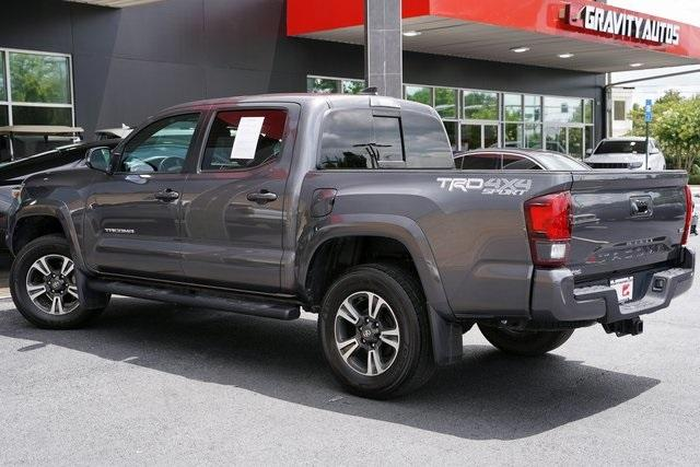 Used 2019 Toyota Tacoma TRD Sport for sale Sold at Gravity Autos Roswell in Roswell GA 30076 11