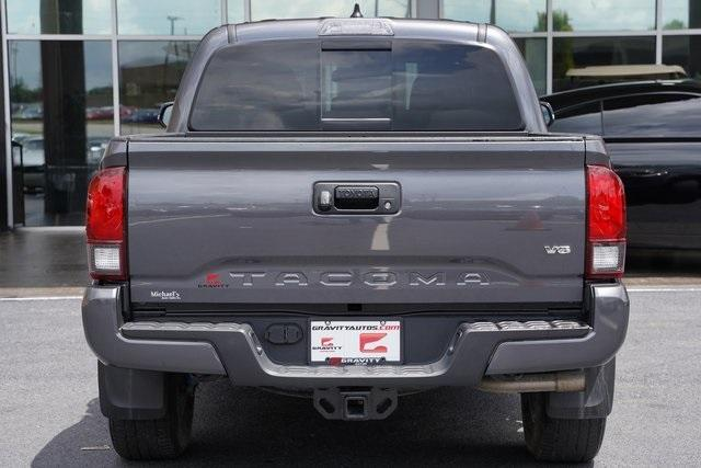 Used 2019 Toyota Tacoma TRD Sport for sale Sold at Gravity Autos Roswell in Roswell GA 30076 12