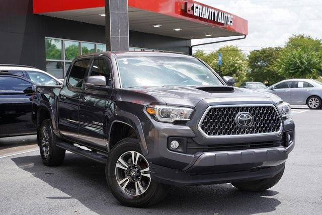 Used 2019 Toyota Tacoma TRD Sport for sale Sold at Gravity Autos Roswell in Roswell GA 30076 2