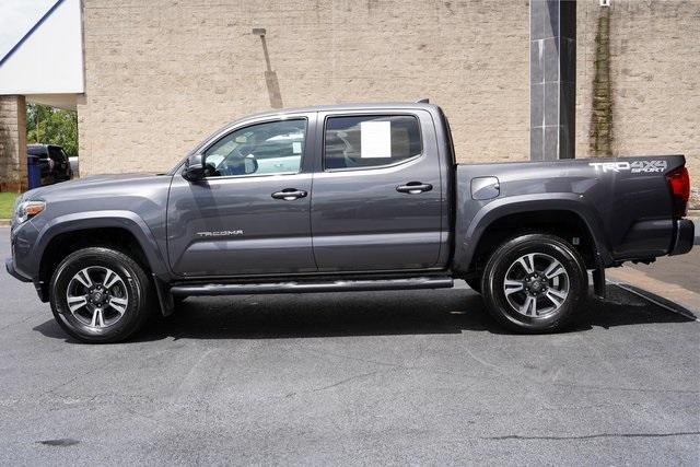 Used 2019 Toyota Tacoma TRD Sport for sale Sold at Gravity Autos Roswell in Roswell GA 30076 4