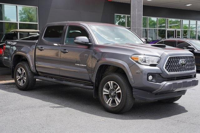 Used 2019 Toyota Tacoma TRD Sport for sale Sold at Gravity Autos Roswell in Roswell GA 30076 7