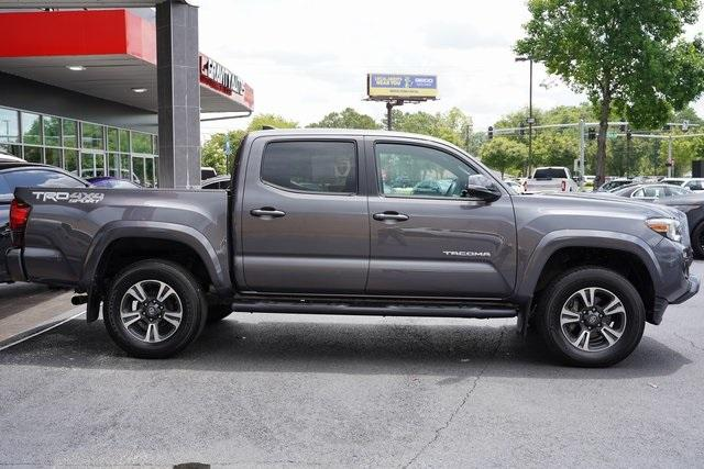 Used 2019 Toyota Tacoma TRD Sport for sale Sold at Gravity Autos Roswell in Roswell GA 30076 8