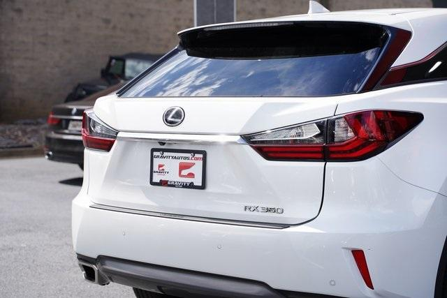 Used 2019 Lexus RX 350 for sale $40,996 at Gravity Autos Roswell in Roswell GA 30076 13
