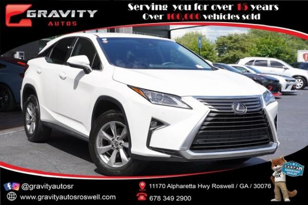 Used 2019 Lexus RX 350 for sale $40,996 at Gravity Autos Roswell in Roswell GA