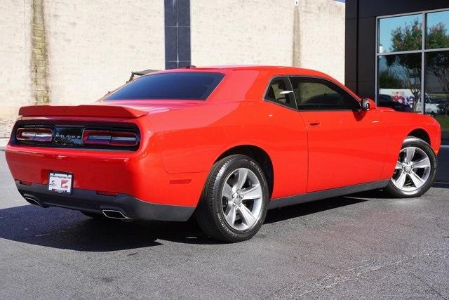 Used 2019 Dodge Challenger SXT for sale Sold at Gravity Autos Roswell in Roswell GA 30076 13