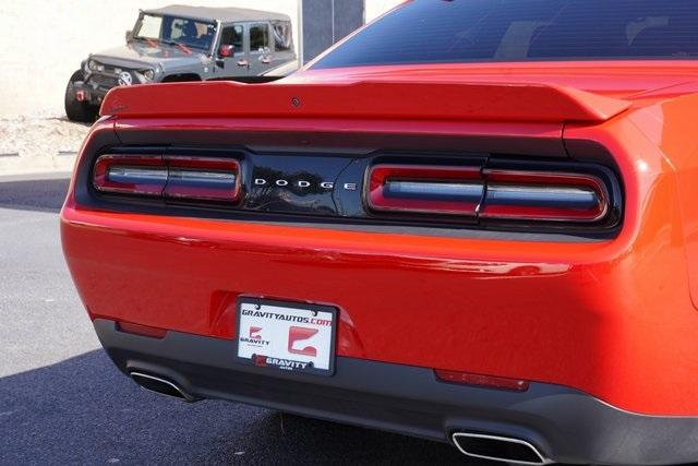 Used 2019 Dodge Challenger SXT for sale Sold at Gravity Autos Roswell in Roswell GA 30076 14