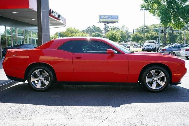 Used 2019 Dodge Challenger SXT for sale Sold at Gravity Autos Roswell in Roswell GA 30076 8