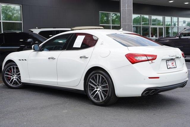 Used 2018 Maserati Ghibli for sale $44,991 at Gravity Autos Roswell in Roswell GA 30076 11