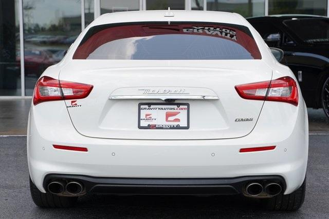 Used 2018 Maserati Ghibli for sale $44,991 at Gravity Autos Roswell in Roswell GA 30076 12