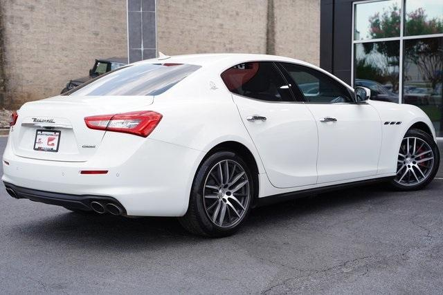 Used 2018 Maserati Ghibli for sale $44,991 at Gravity Autos Roswell in Roswell GA 30076 13
