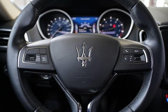 Used 2018 Maserati Ghibli for sale $44,991 at Gravity Autos Roswell in Roswell GA 30076 18