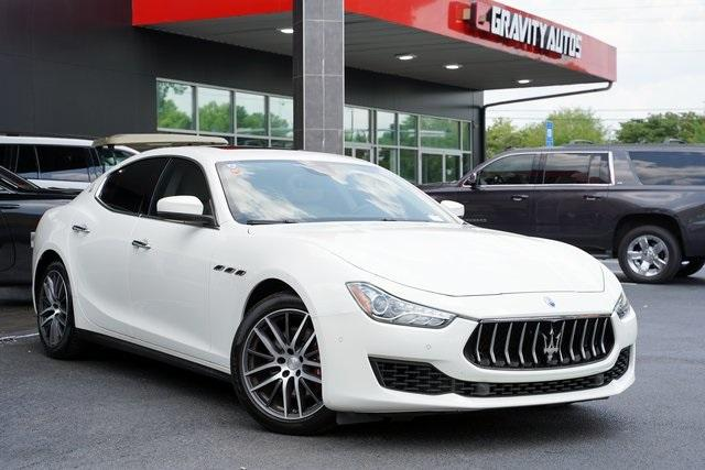 Used 2018 Maserati Ghibli for sale $44,991 at Gravity Autos Roswell in Roswell GA 30076 2