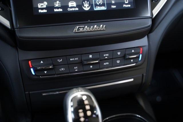 Used 2018 Maserati Ghibli for sale $44,991 at Gravity Autos Roswell in Roswell GA 30076 26