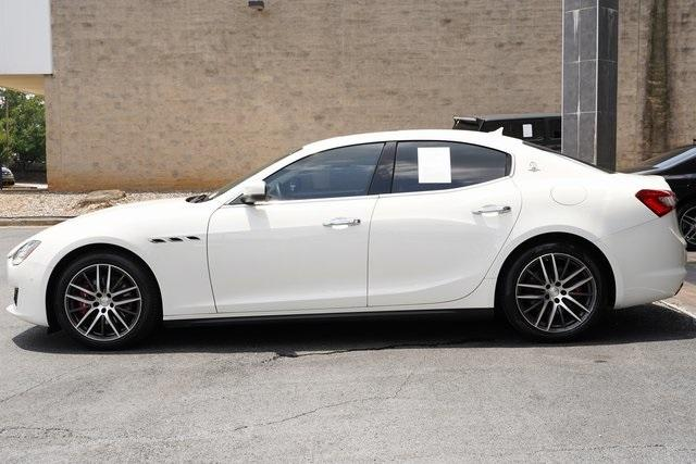 Used 2018 Maserati Ghibli for sale $44,991 at Gravity Autos Roswell in Roswell GA 30076 4