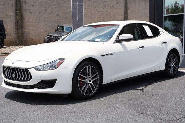 Used 2018 Maserati Ghibli for sale $44,991 at Gravity Autos Roswell in Roswell GA 30076 5