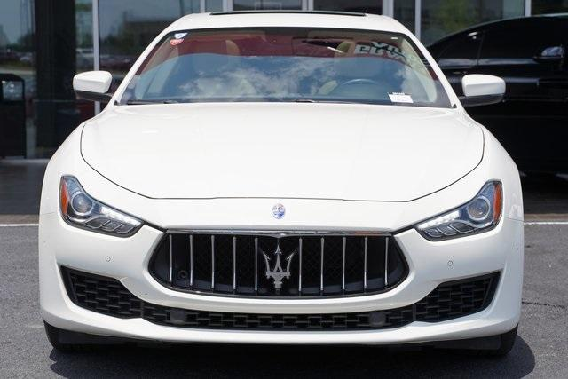 Used 2018 Maserati Ghibli for sale $44,991 at Gravity Autos Roswell in Roswell GA 30076 6