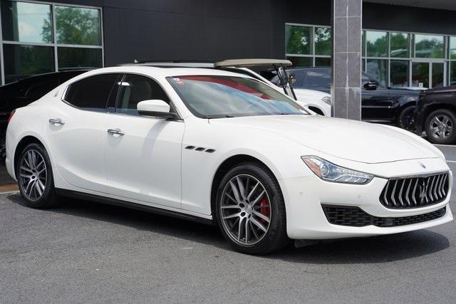 Used 2018 Maserati Ghibli for sale $44,991 at Gravity Autos Roswell in Roswell GA 30076 7