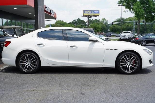 Used 2018 Maserati Ghibli for sale $44,991 at Gravity Autos Roswell in Roswell GA 30076 8