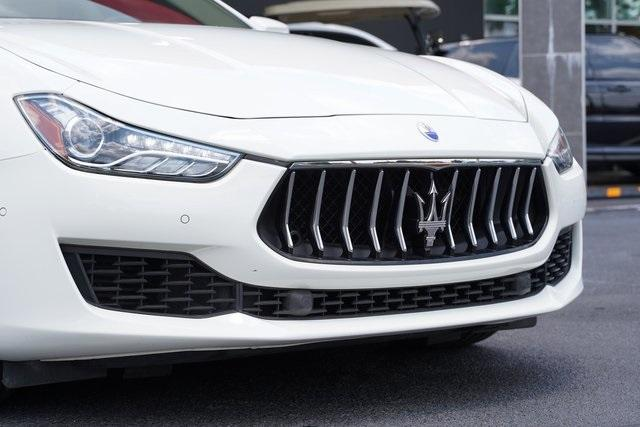 Used 2018 Maserati Ghibli for sale $44,991 at Gravity Autos Roswell in Roswell GA 30076 9