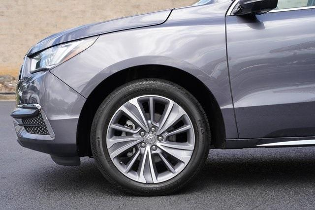 Used 2018 Acura MDX 3.5L for sale $38,791 at Gravity Autos Roswell in Roswell GA 30076 10