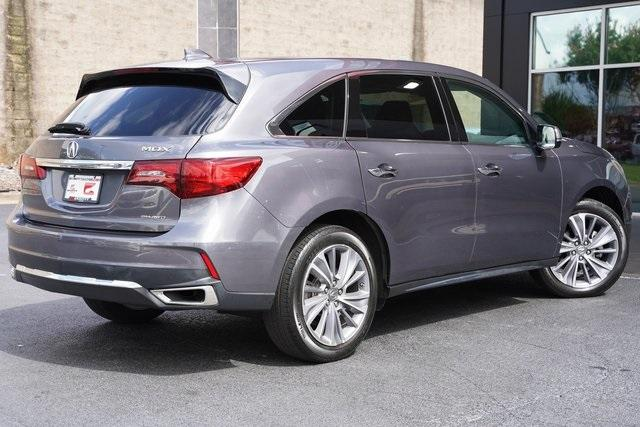 Used 2018 Acura MDX 3.5L for sale $38,791 at Gravity Autos Roswell in Roswell GA 30076 13