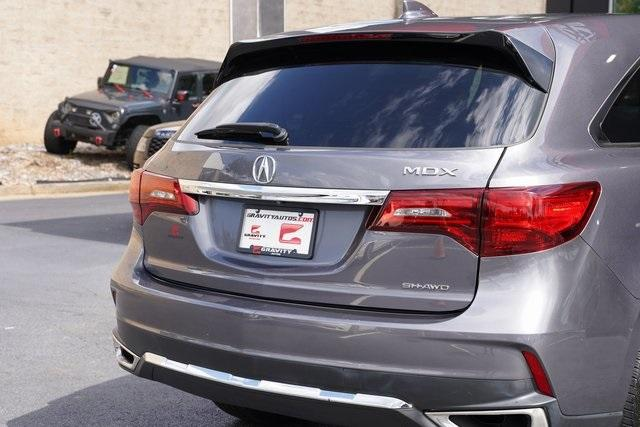 Used 2018 Acura MDX 3.5L for sale $38,791 at Gravity Autos Roswell in Roswell GA 30076 14