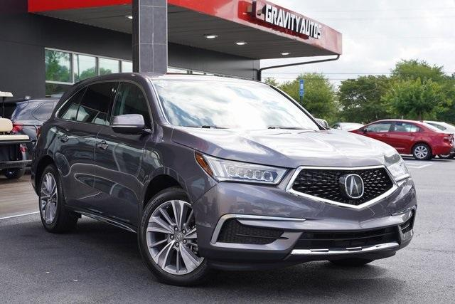 Used 2018 Acura MDX 3.5L for sale $38,791 at Gravity Autos Roswell in Roswell GA 30076 2