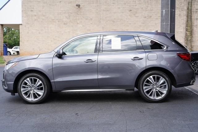 Used 2018 Acura MDX 3.5L for sale $38,791 at Gravity Autos Roswell in Roswell GA 30076 4