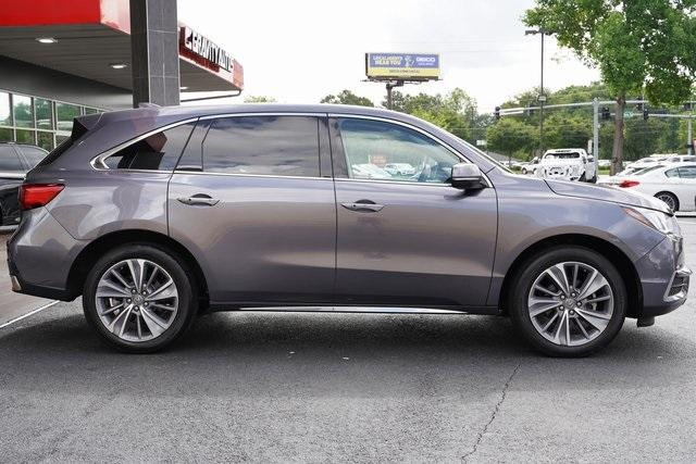 Used 2018 Acura MDX 3.5L for sale $38,791 at Gravity Autos Roswell in Roswell GA 30076 8