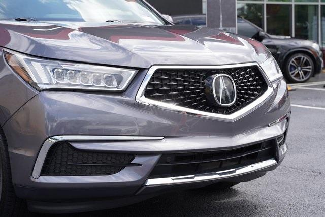 Used 2018 Acura MDX 3.5L for sale $38,791 at Gravity Autos Roswell in Roswell GA 30076 9