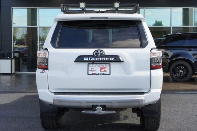 Used 2018 Toyota 4Runner SR5 for sale $47,991 at Gravity Autos Roswell in Roswell GA 30076 12