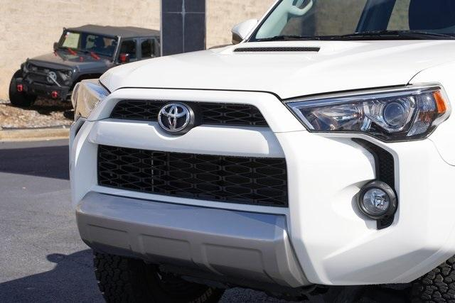 Used 2018 Toyota 4Runner SR5 for sale $47,991 at Gravity Autos Roswell in Roswell GA 30076 9