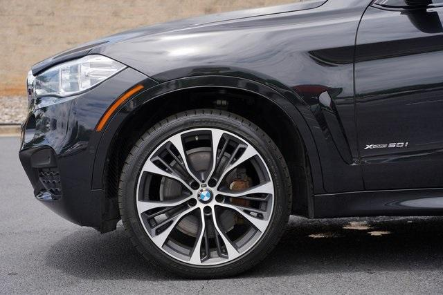 Used 2018 BMW X6 xDrive50i for sale $52,992 at Gravity Autos Roswell in Roswell GA 30076 10