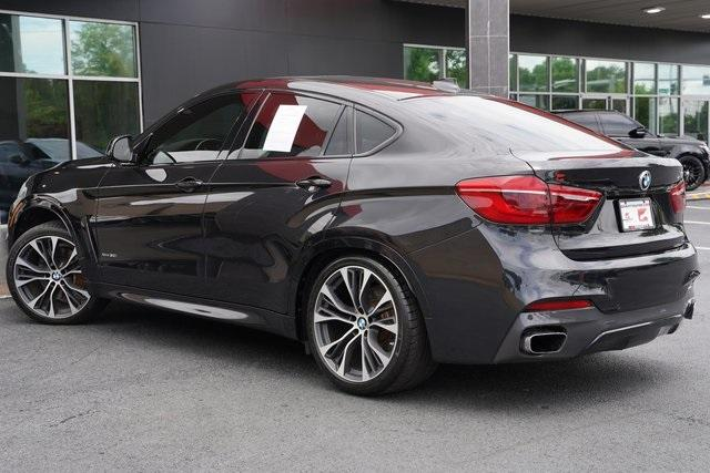 Used 2018 BMW X6 xDrive50i for sale $52,992 at Gravity Autos Roswell in Roswell GA 30076 11