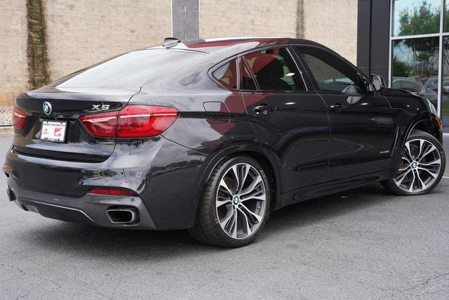 Used 2018 BMW X6 xDrive50i for sale $52,992 at Gravity Autos Roswell in Roswell GA 30076 13