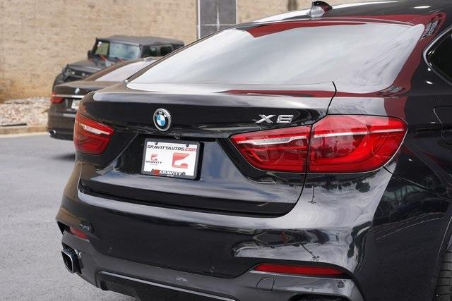 Used 2018 BMW X6 xDrive50i for sale $52,992 at Gravity Autos Roswell in Roswell GA 30076 14