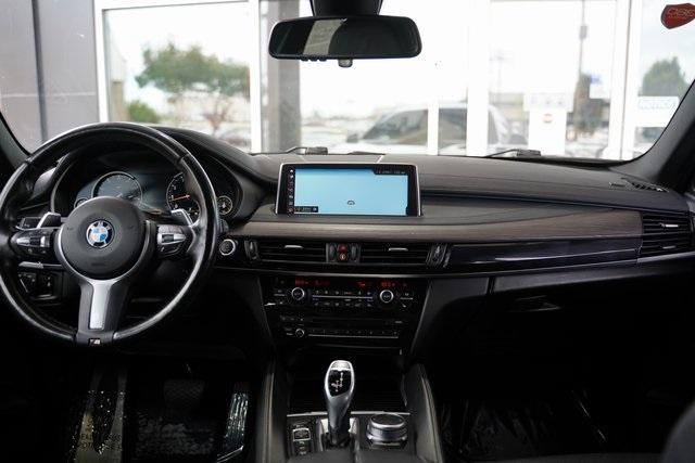 Used 2018 BMW X6 xDrive50i for sale $52,992 at Gravity Autos Roswell in Roswell GA 30076 15