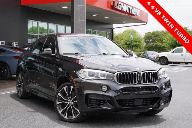 Used 2018 BMW X6 xDrive50i for sale $52,992 at Gravity Autos Roswell in Roswell GA 30076 2