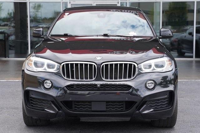 Used 2018 BMW X6 xDrive50i for sale $52,992 at Gravity Autos Roswell in Roswell GA 30076 6