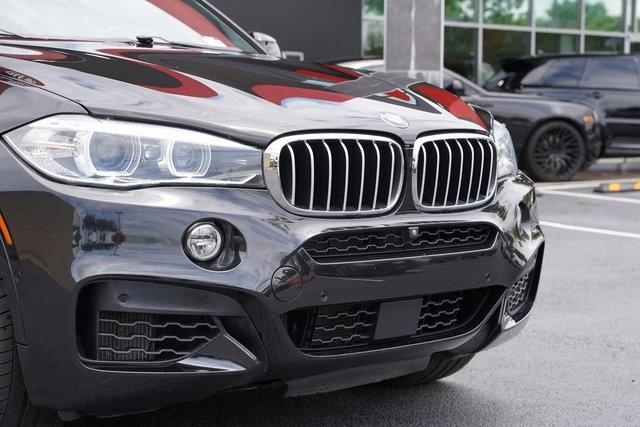 Used 2018 BMW X6 xDrive50i for sale $52,992 at Gravity Autos Roswell in Roswell GA 30076 9