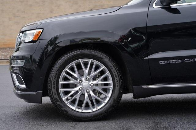 Used 2018 Jeep Grand Cherokee Summit for sale $43,991 at Gravity Autos Roswell in Roswell GA 30076 10